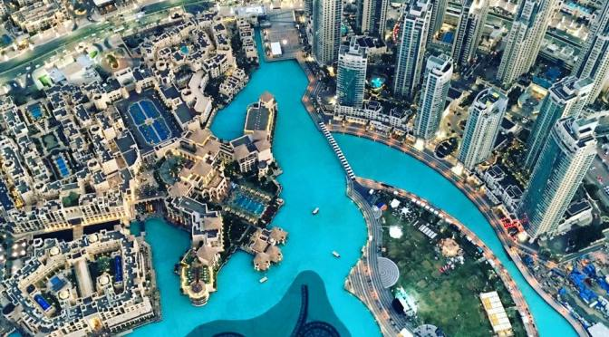 A Tour of Dubai