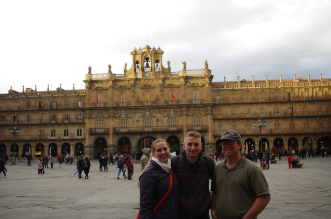 Salamanca, Spain – the city