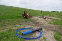 Tannachton Farm Solar water system 001