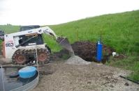 Tannachton Farm Solar water system 011