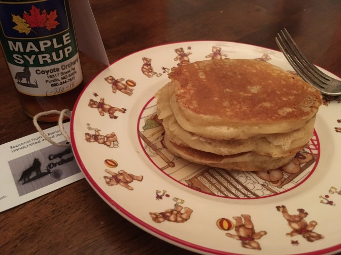 Maple Syrup in Missouri