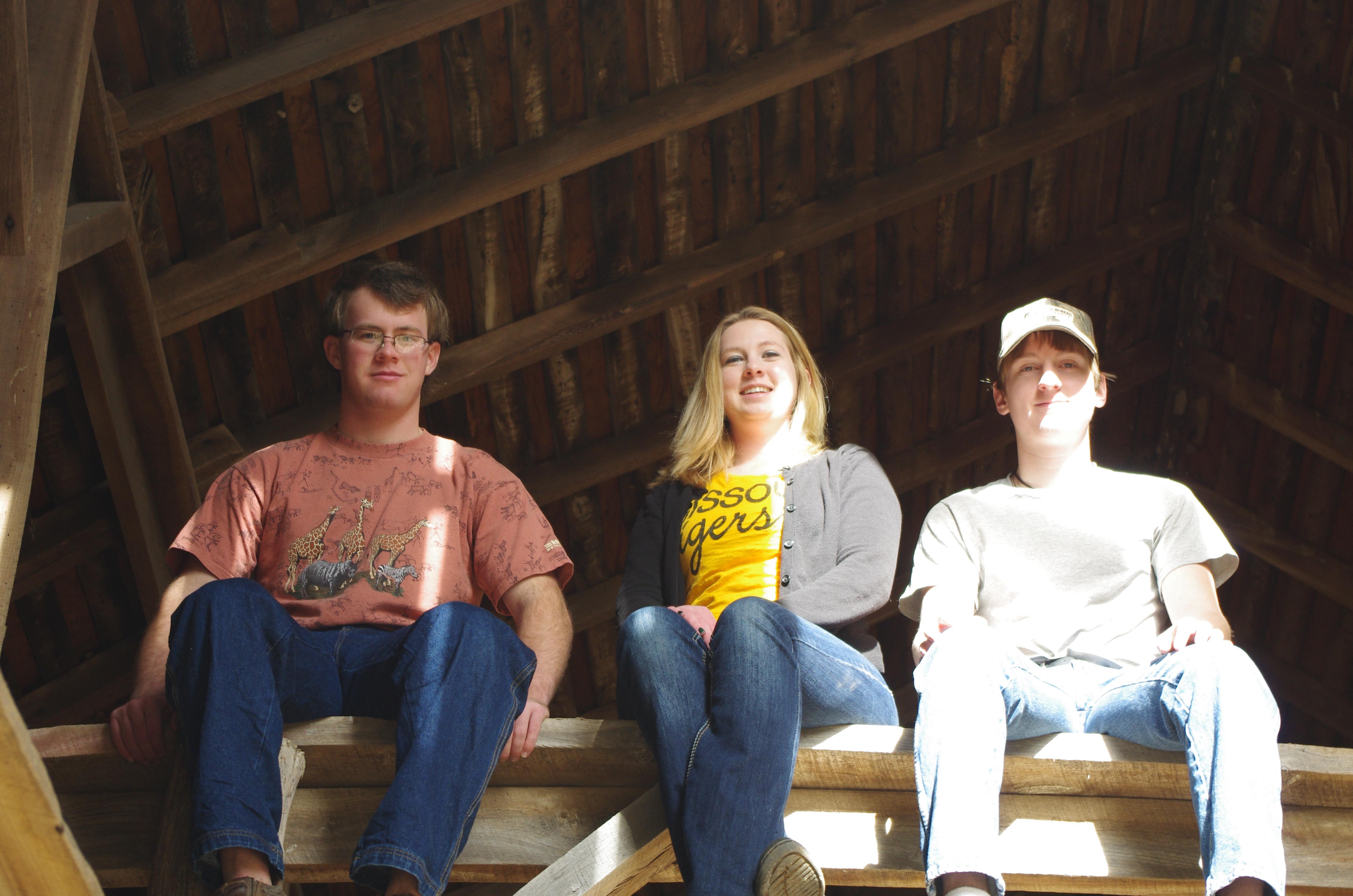 Horse Barn - Lamme 1-9-2013 (4)