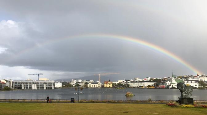 Reykjavik, Iceland!